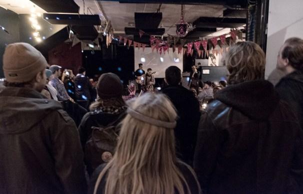 Reykjavik Bars: An Interior shot of Hurra
