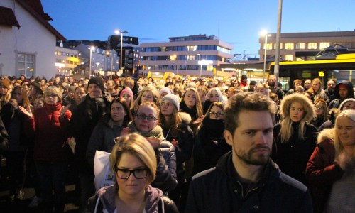 Hundreds Protest Rape Culture And Police Inaction