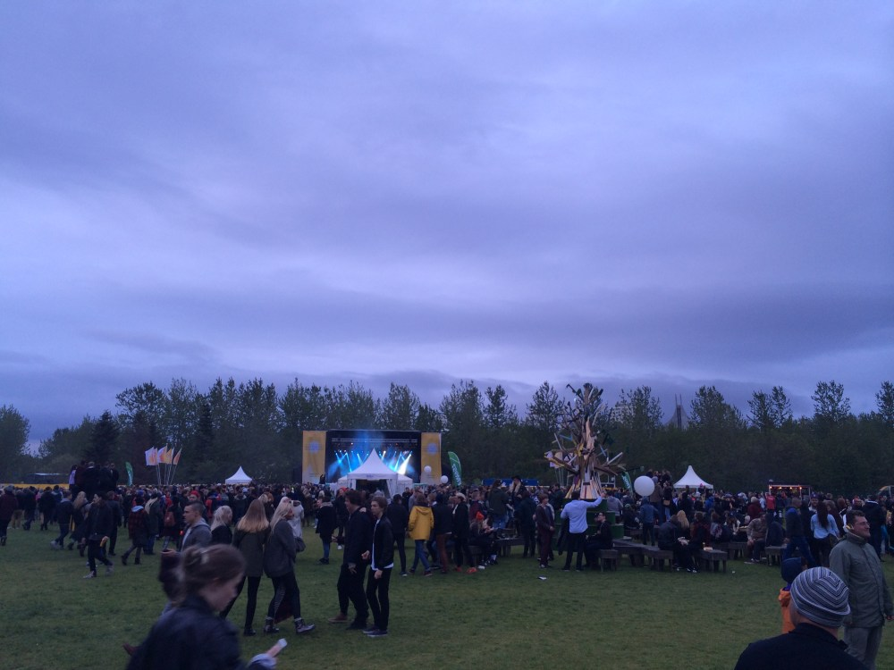 Secret Solstice Saturday RECAP: To Hel And Back