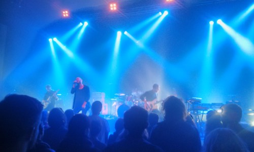 Agent Fresco's Release Show: Rigid, Yet Fresh Fresh!