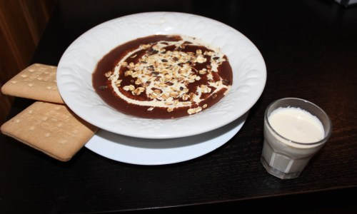 Soup Tuesday: Kakósúpa, Icelandic Chocolate Soup