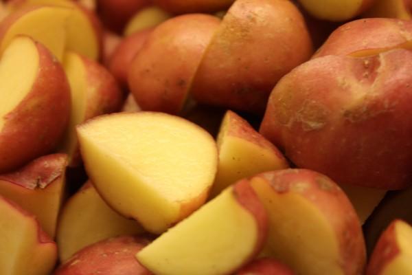 Potatoes Christmas Soup