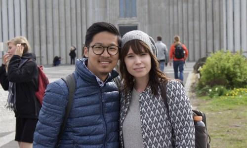Humans of Reykjavík: Kenny Fang