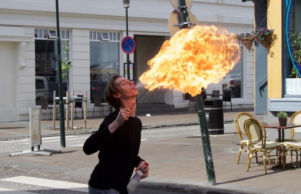 Humans of Reykjavík: Ívar Ölmu Hlynsson