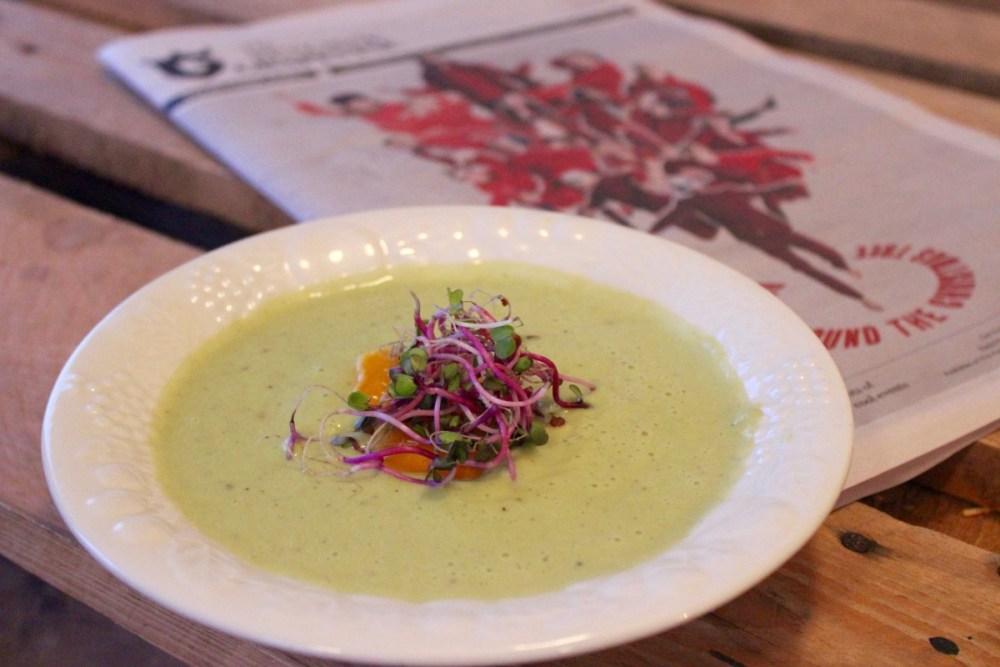 Soup Tuesday: Spergilkálssúpa, Broccoli Cheddar Soup