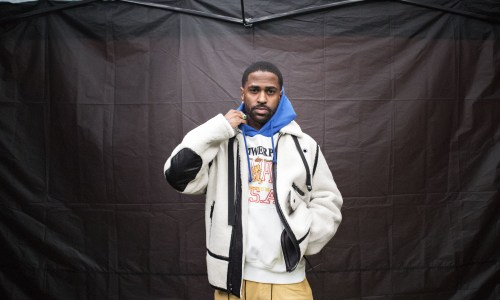 "Big Sean Believes In Elves And ""Björk's From Here?"""
