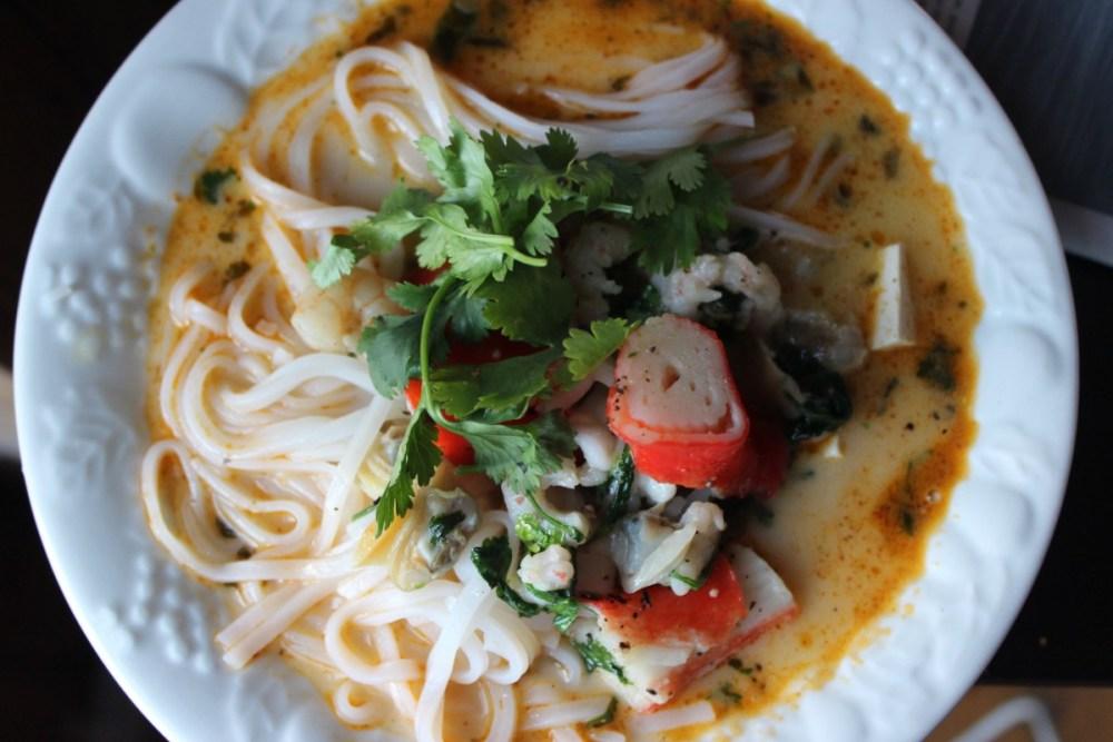 Soup Tuesday: Karrísúpa, Curry Soup (VEGAN OPTION)