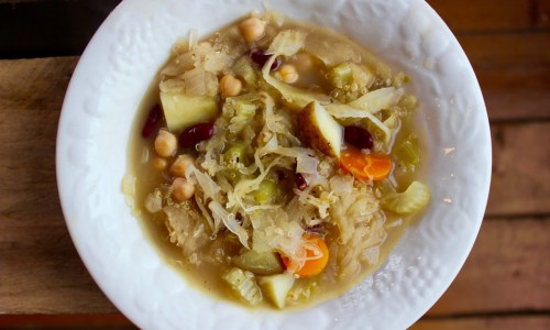 Soup Tuesday: Þýskasúpa, Just-Got-Back-From-Berlin Soup