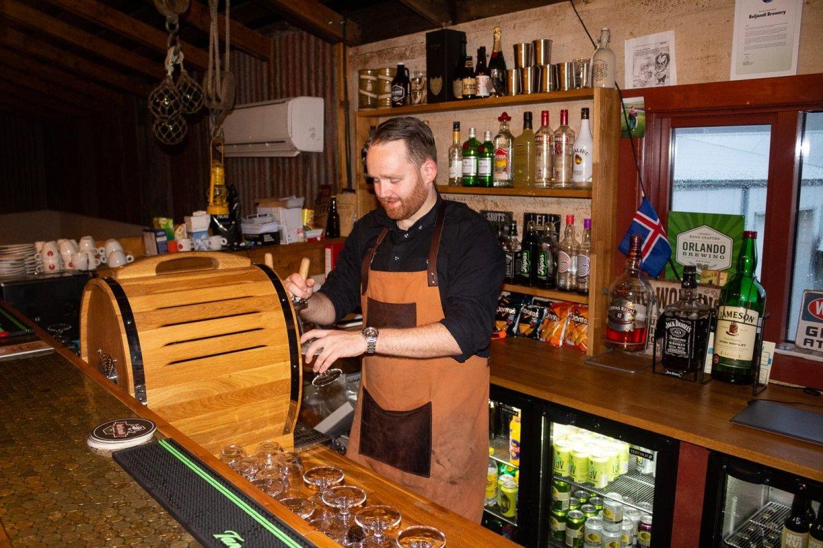 Brewing Community: Beljandi's Recipe For A Hoppier Breiðdalsvík