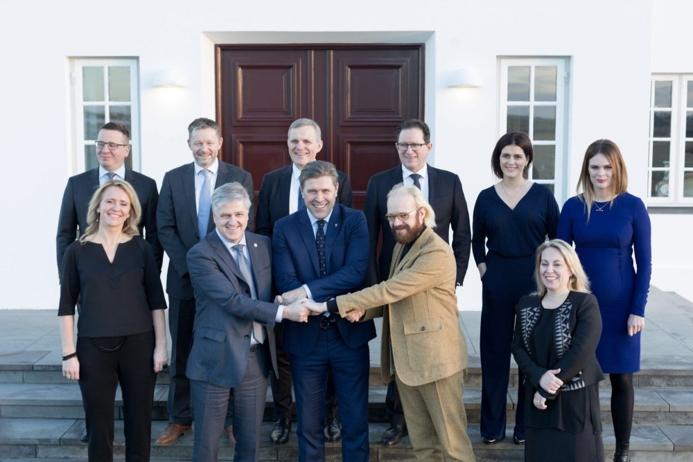 The Shortest Icelandic Government Ever