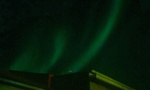 Good Week For Aurora Spotters