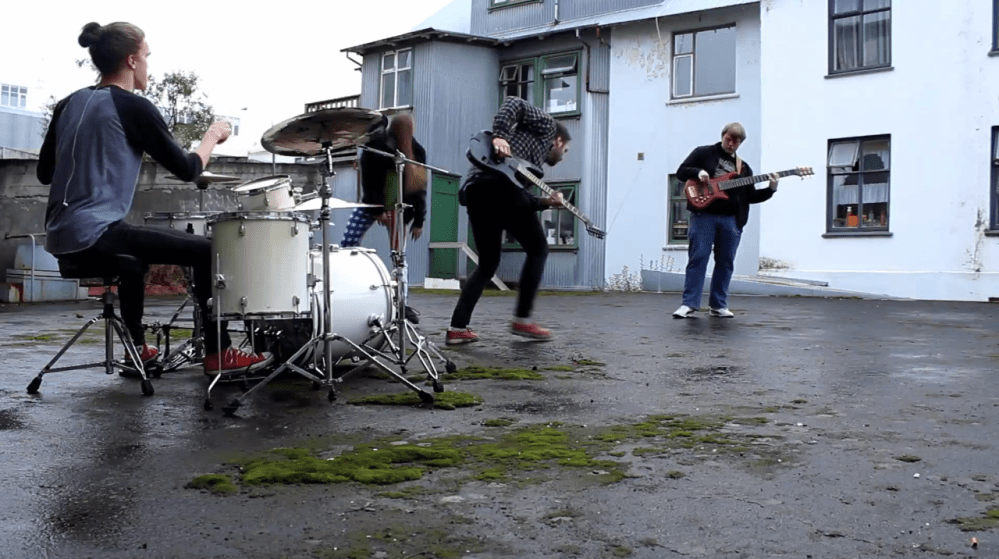 In The Company Of Men Release Their First Music Video