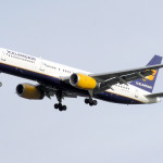 Icelandair airplane by Arpingstone/Wikimedia Commons
