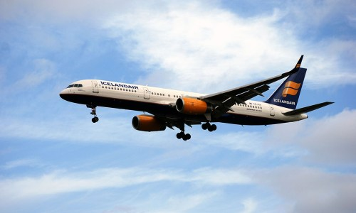 Icelandair Not The Only Airline Flying Into JFK