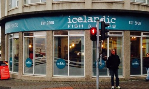 Icelandic Fish & Chips