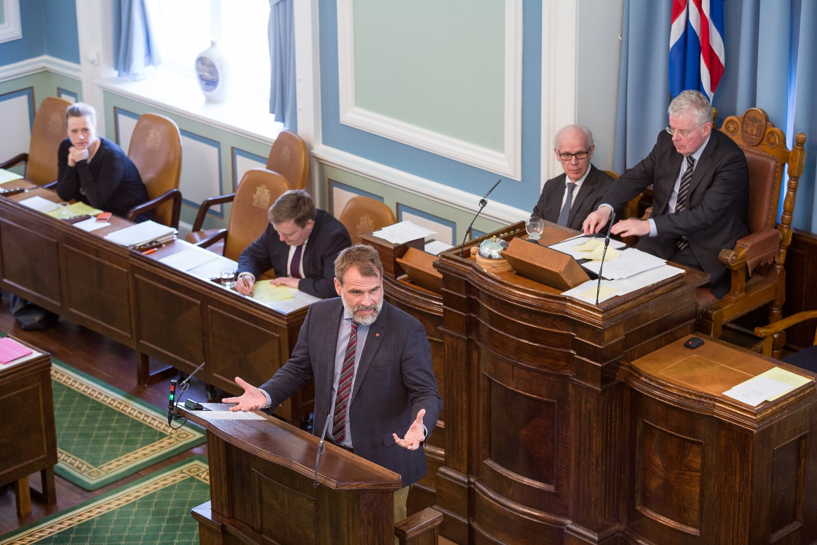 Landmark Gender Equality Law In Iceland Not Producing Significant Returns
