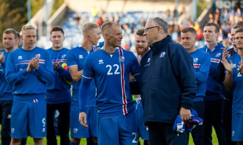 ICELAND'S PATH TO CERTAIN VICTORY AT EURO 2016