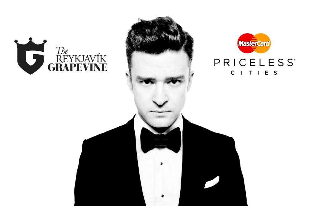 Win Tickets To Justin Timberlake's Sold Out Reykjavík Show!