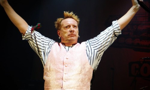 "John Lydon Declares Himself ""Best Thing Punk Ever Did"""