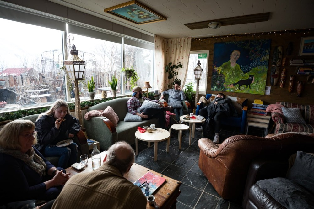 Best Of West Iceland 2018: Best Café