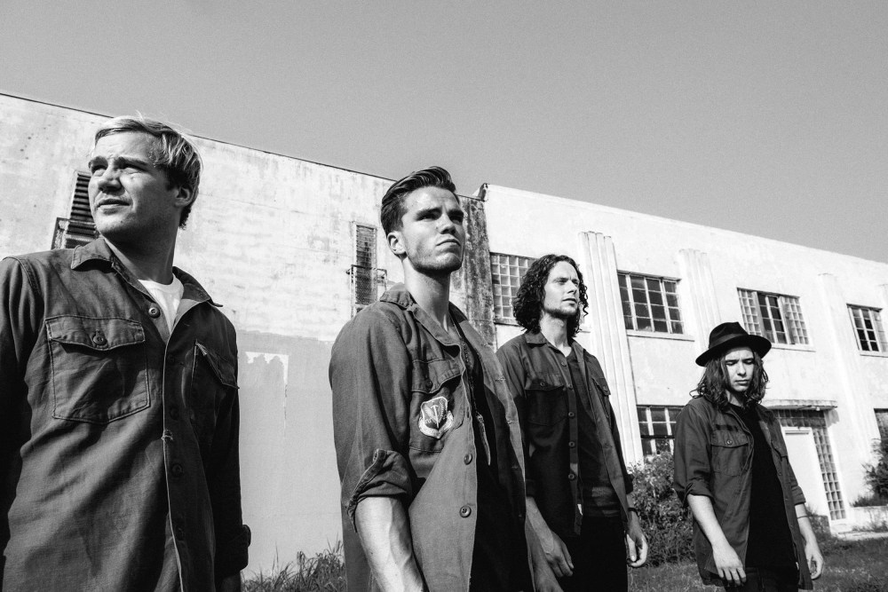 Happening Today: Kaleo At Gamla Bíó