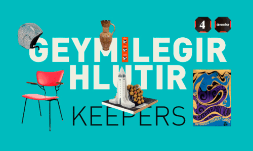 Happening Now: 'KEEPERS' At The Museum Of Design And Applied Art
