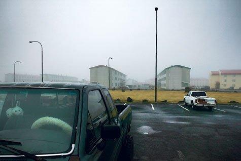 Keflavík desolation