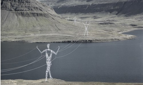 These Human Shaped Pylons Were Never Built, But They Might Be