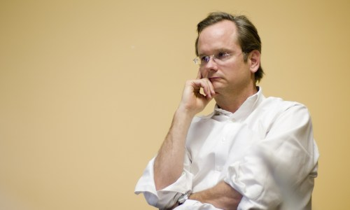 Why Does The New Constitution Matter? An Interview With Dr. Lawrence Lessig