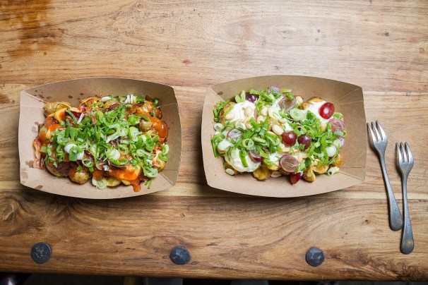 Gourmet Fast Food: Guts And Gumption At Le Kock - The