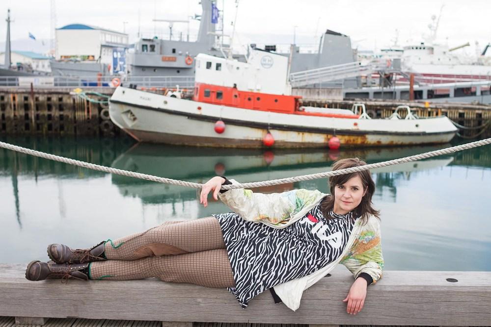 Tanja Huld Levý Guðmundsdóttir's Perfect Day In Reykjavík