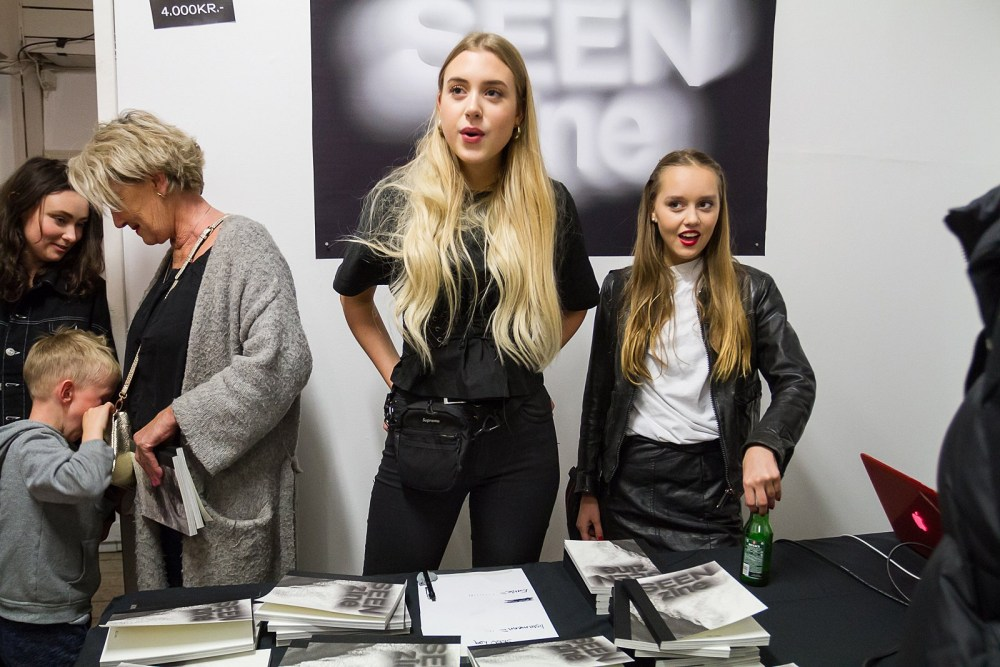 In Photos: Seen Zine Launch Party