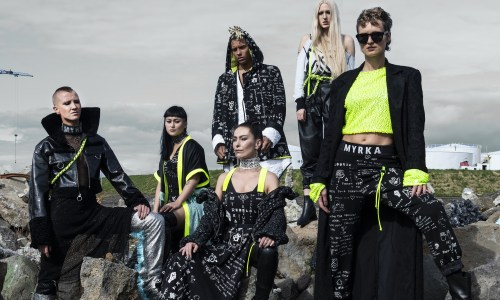 The MYRKA Manifesto: Nonconformity Meets High Fashion In Harpa Einarsdóttir
