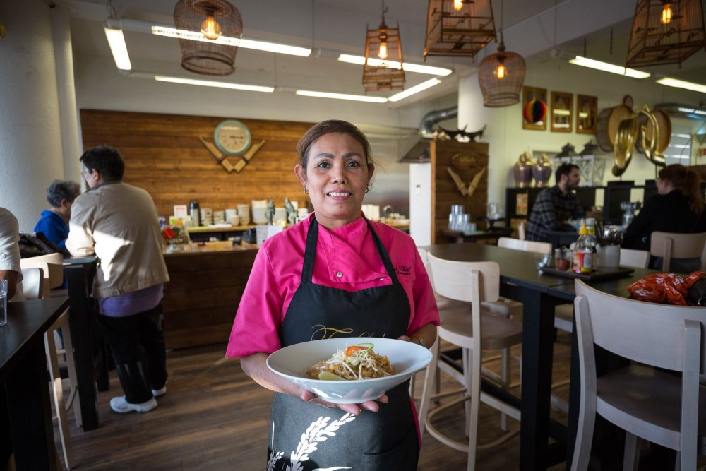 "Mai Thai Bistro: The Rookie of the ""Thai Triangle"""