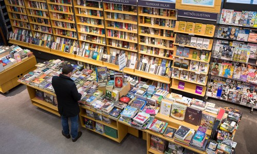 Grapevine's Best Of 2017: Best Bookshop