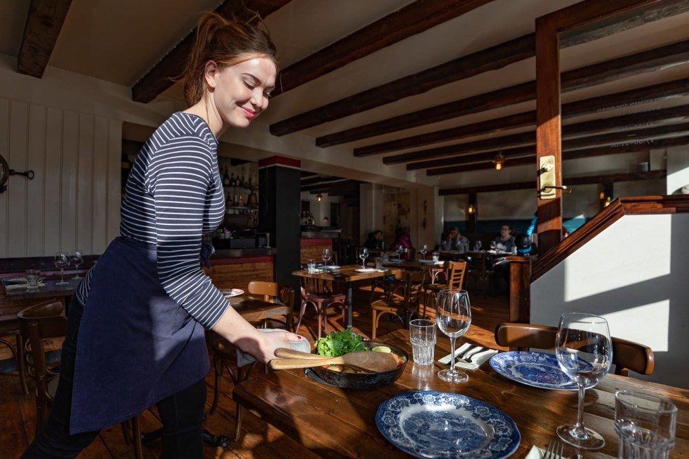 A Messi Eater: Fresh, Creamy Seafood In A Bucolic Setting At Messinn