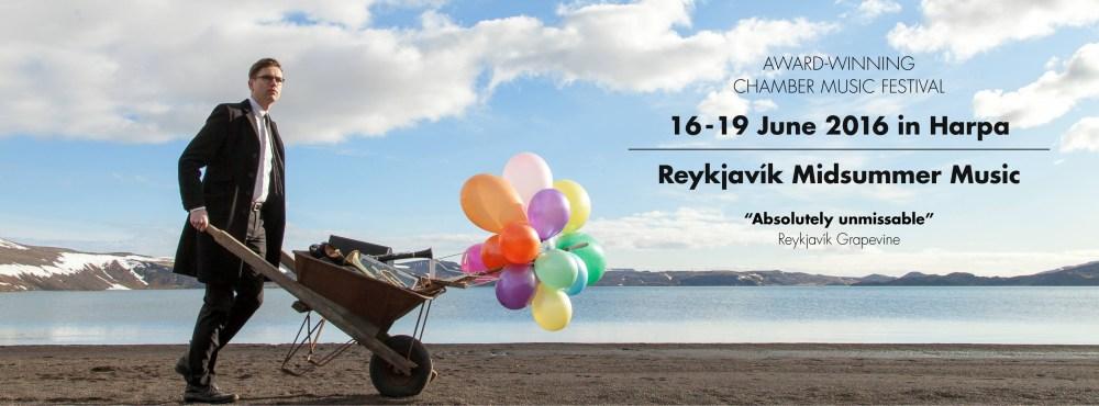 Happening Today: Reykjavík Midsummer Music