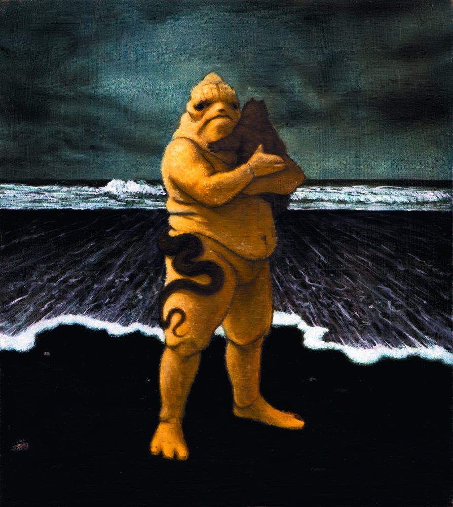 Monster Of The Month: Hafmaður – Merman