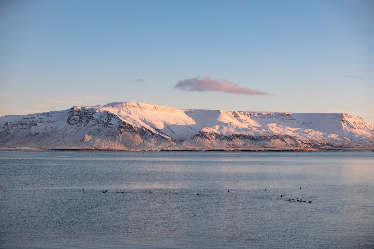 Seven Peaks In Seven Days: A 40-Year-Old Icelandic Man's Quest For Bodily Destruction
