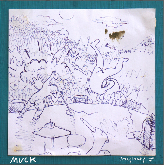 "Track Of Issue: Muck's ""Time"""