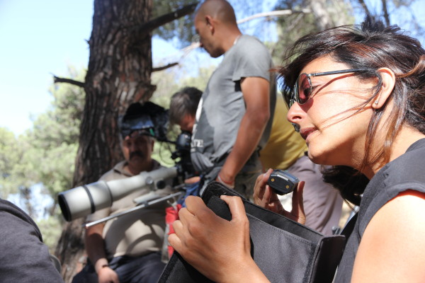 Baby Steps To Freedom: Palestinian Filmmaker Najwa Najjar And The Power Of Cinema