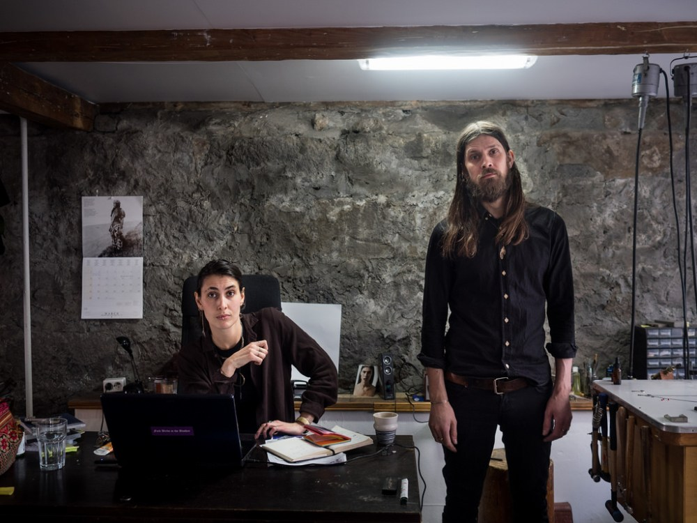 New York, Old Tools, Timeless Jewels:A Visit To Orri Finn Design's Studios