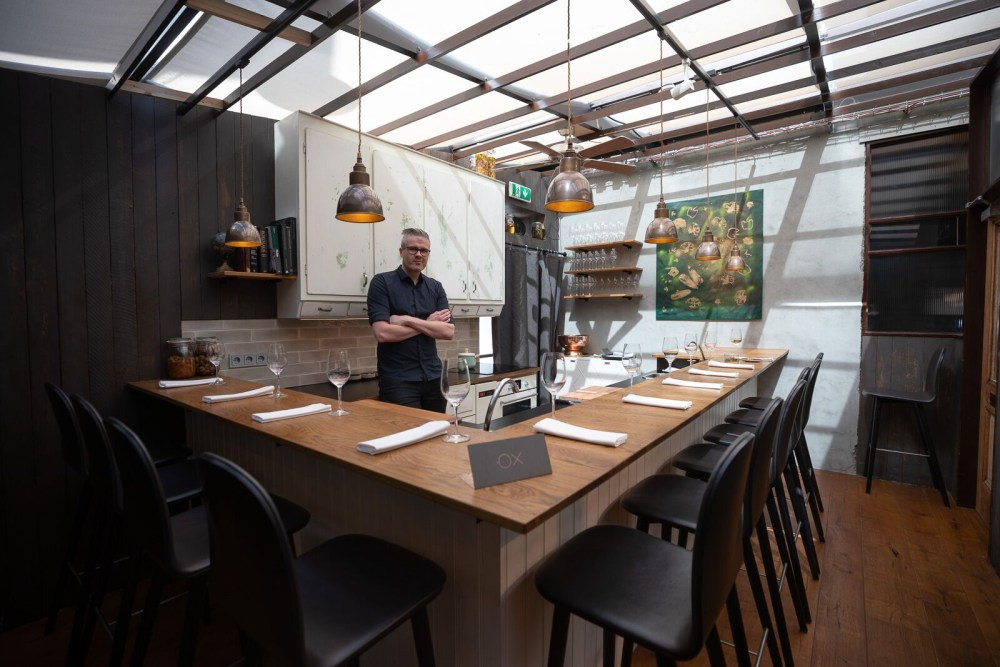 Guess Who's Coming To Dinner? Óx Offers A Memorable Chef's Table Experience