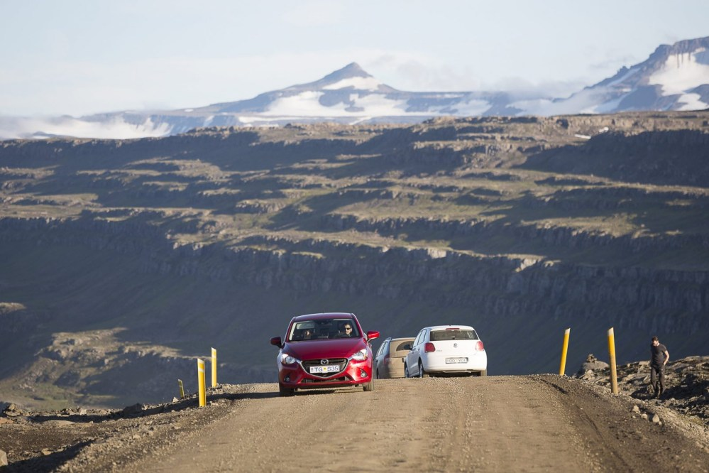 The Next Battle In Iceland's War On The Car: Road Tolls