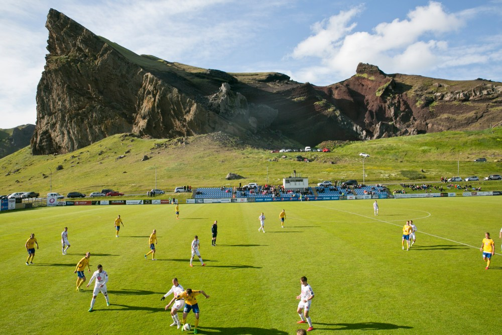 Iceland's National Sport: Football On The Edge Of The World