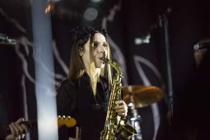 PJ Harvey at Valshöllin