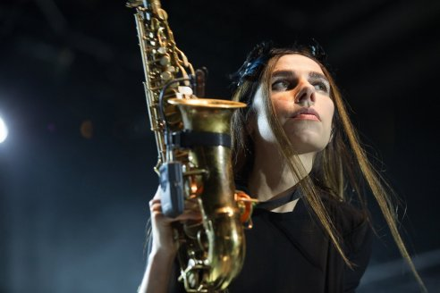 PJ Harvey at Valshöllin