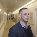 Páll Matthíasson by Hörður Sveinsson