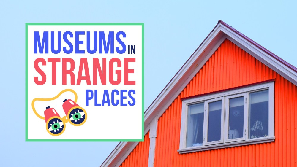 Museums in Strange Places Podcast #10: Icelandic Museum of Rock'n Roll