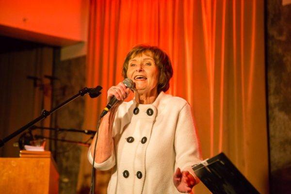 Folk veteran Helena Eyjólfs